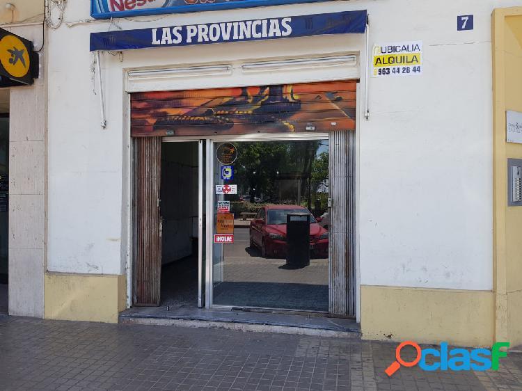 Oportunidad¡¡¡ Local comercial con licencia de actividad