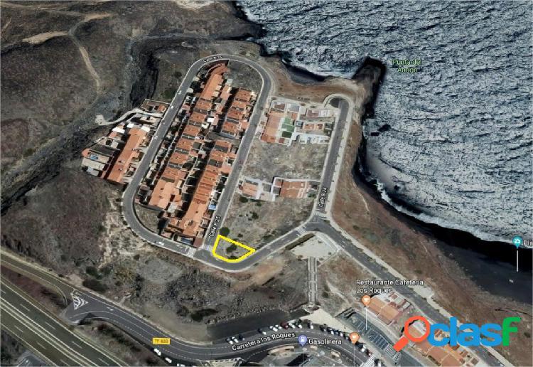 Oportunidad!!! Solar en Los Roques (Fasnia) - 55.000 euros