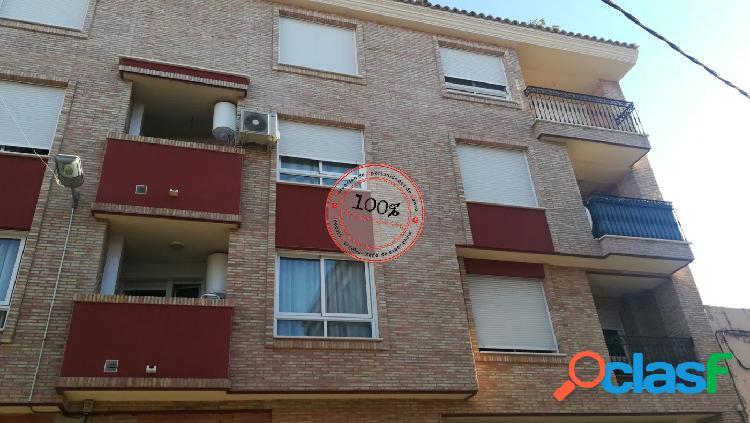 Oportunidad bancaria, piso de 3 dormitorios en Torreagüera