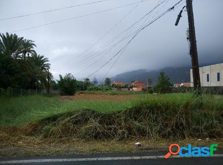 PARCELAS DE 1500M2, CON EDIFICABILIDAD PARA NAVE INDUSTRIAL