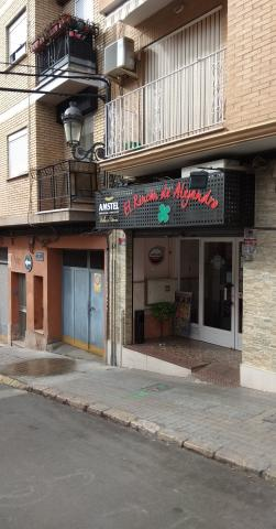 PATERNA - VENTA BAR RESTAURANTE CON LOCAL INCLUIDO