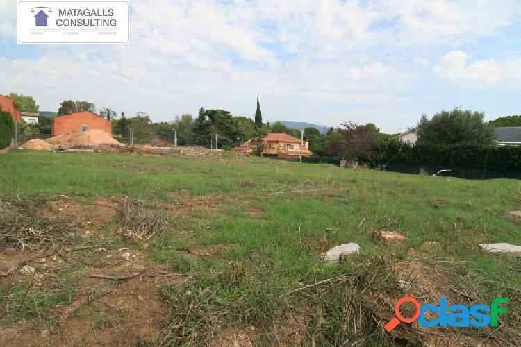 Parcela Urbana Esquinera - Can Camp - L'Ametlla del Vallès