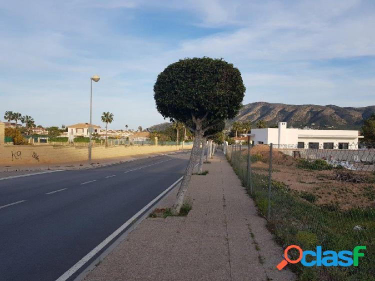 Parcela Urbana en Alfaz del Pí, ideal para construir un