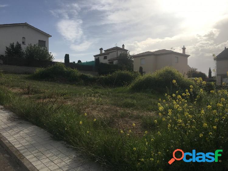 Parcela Urbanizable en venta en Residencial Santa Marta de