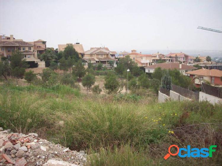 Parcela en las Torres de Cotillas (Murcia)