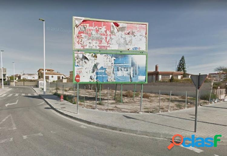 Parcela en venta en Elche, zona Altabix