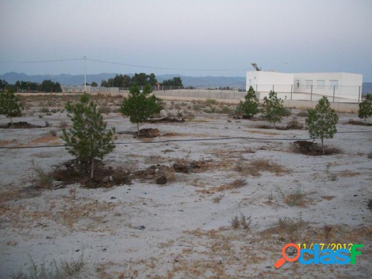 Parcela para construcción de vivienda en Lorca