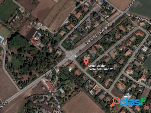 Parcela para construir en Urbanización Torre del Pinar