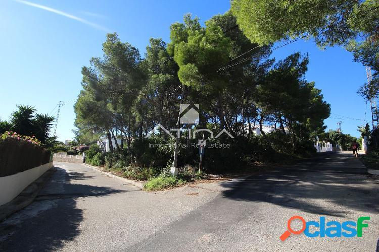 Parcela urbanizable de 1152 m2 situada en la zona Ambolo,