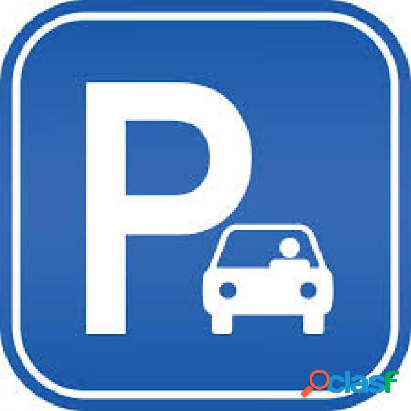 Parking VENTA en Benicassim zona Pueblo.