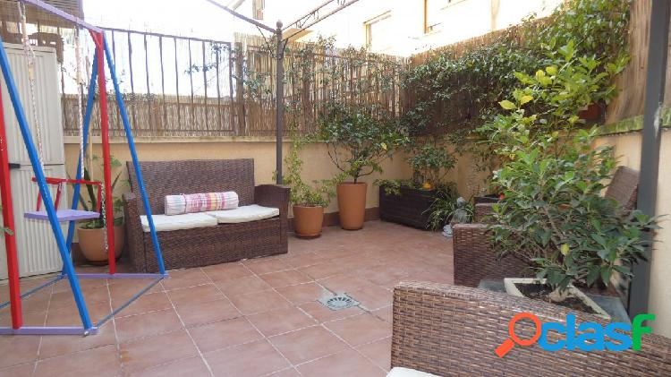 Piso con terraza en Utebo. Referecia VL/01152018.