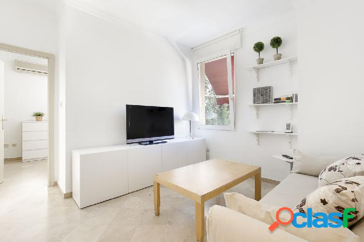 Piso de 1 dormitorio en Aparthotel Serrallo