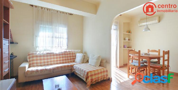 Piso de 2 dormitorios muy acogedor en Pablo Iglesias