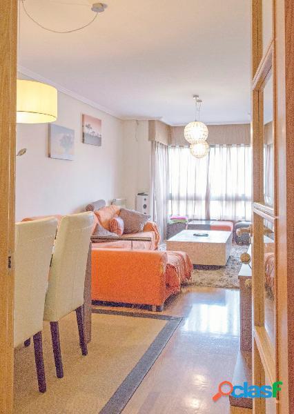Piso de 3 dormitorios con terraza, garaje y trastero