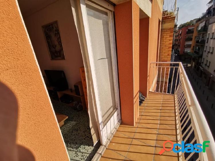 Piso de 70 m2 junto a La Maquinista con terraza de 40 m2