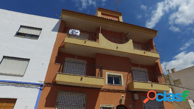 Piso en venta en el centro de Puerto de Mazarrón