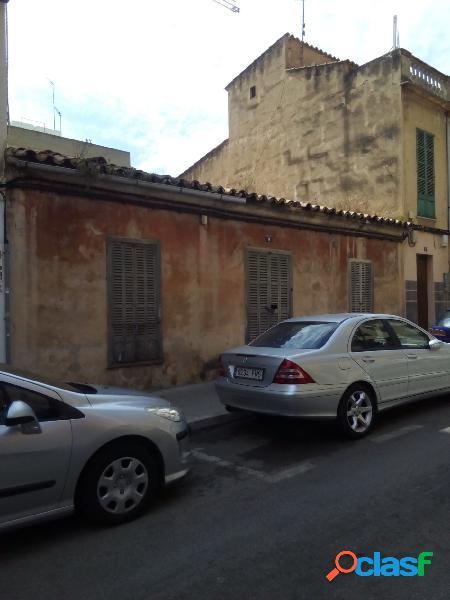 Planta Baja con techo libre en Palma