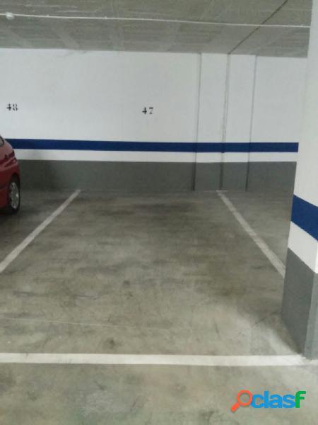 Plaza de Garage en Jaime I