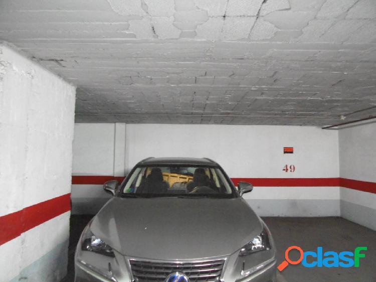 Plaza de Parking en el Centro de Torremolinos
