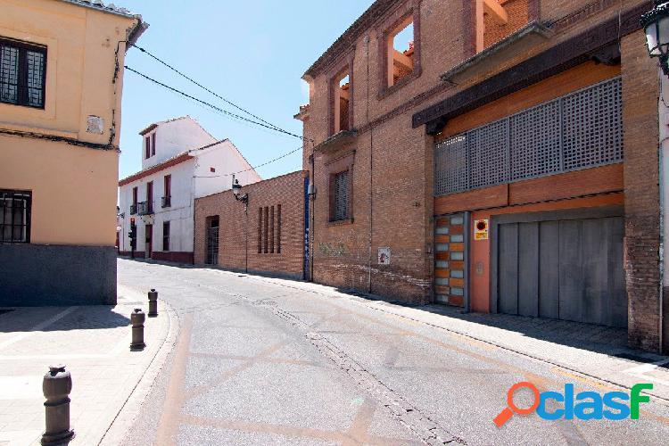 Plaza de garaje en el Barrio de El Realejo