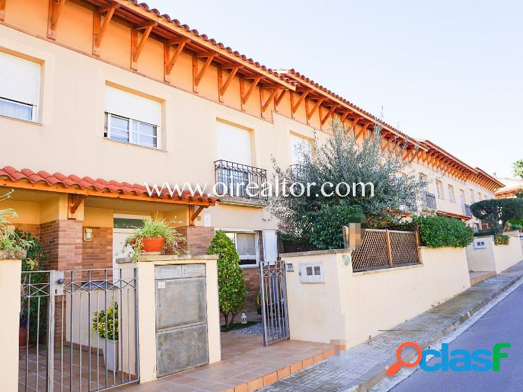Preciosa casa en venta en la playa de Sant Andreu de