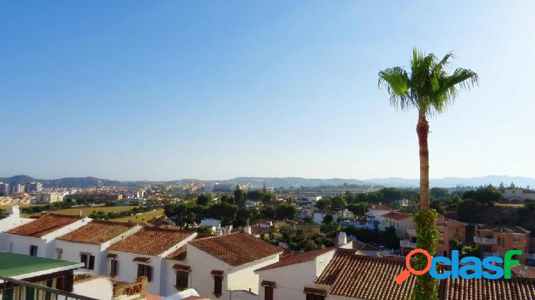 Precioso adosado en El Coto, Mijas, con orientación sur.
