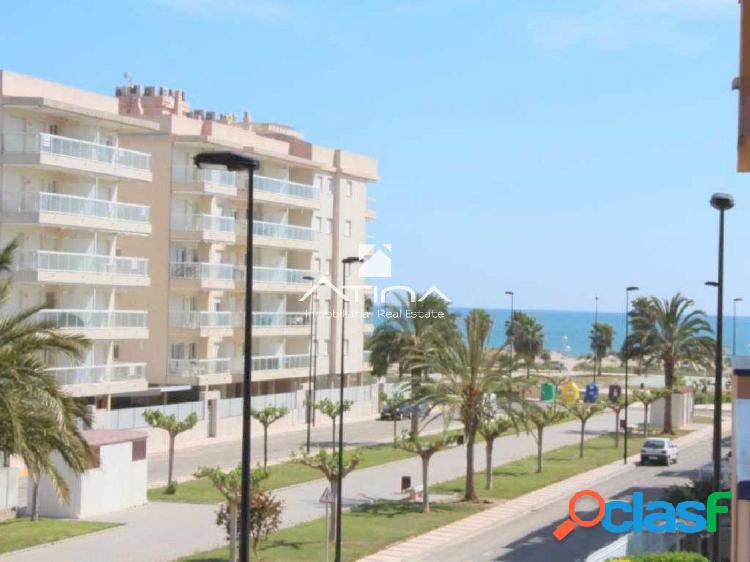 Precioso apartamento en 2ª linea de la playa de Daimús con