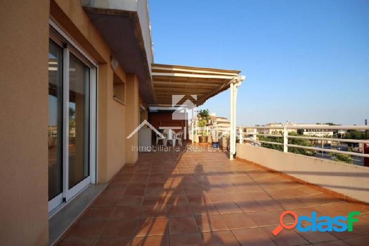 Precioso apartamento en Jávea con terraza de 50 m2,