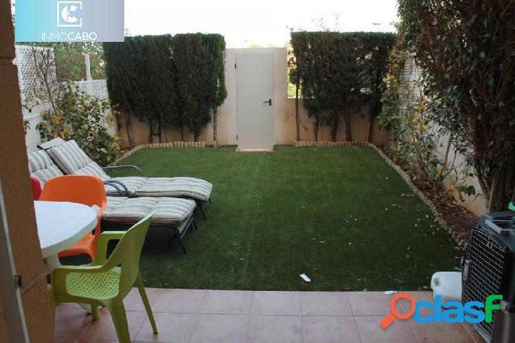 Precioso apartamento en Planta Baja con jardín