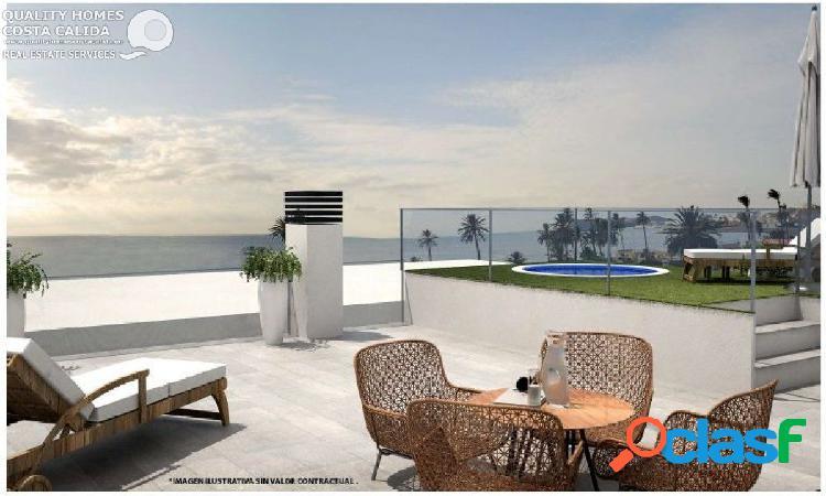 Promoción de 4 Apartamentos de lujo con exclusivas vistas