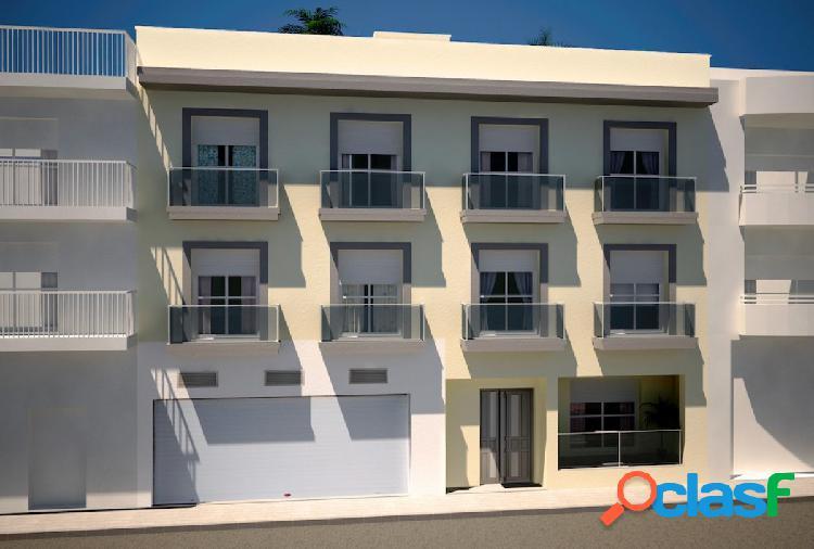 Promoción de apartamentos en venta en Puerto de Mazarrón