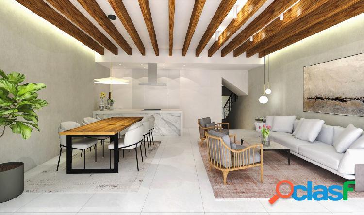 Proyecto de 5 viviendas duplex en Génova