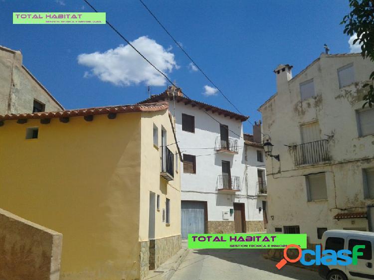 Ref: 00434 CASA DE PUEBLO EN, ARCOS DE LAS SALINAS, VIVIENDA