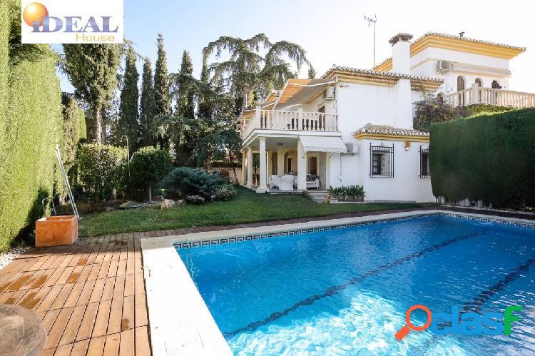 Ref: A1776G7. Magnífica casa independiente en Cajar.