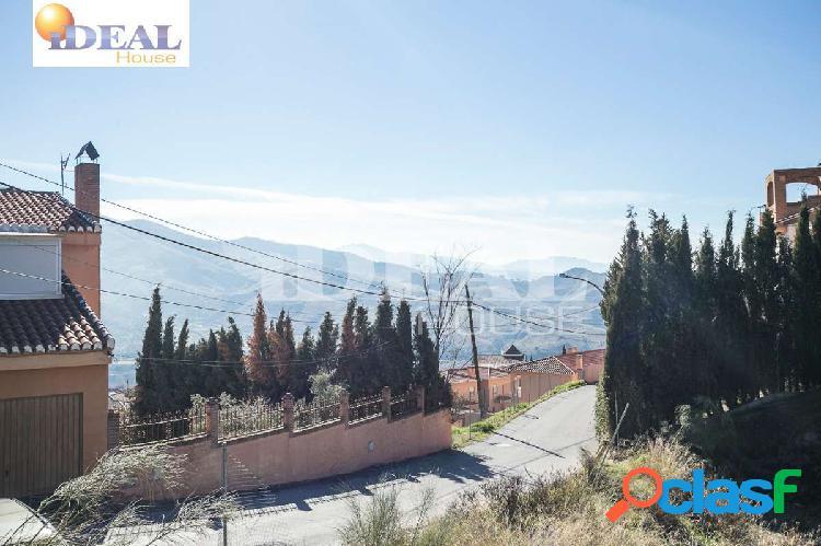 Ref: A2168G7. Solar urbano con proyecto de 4 viviendas