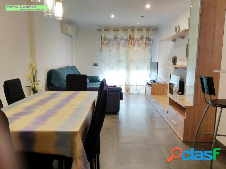 Ref:00547 Se vende piso 86 M2 PRECIOSA REFORMA 3 dormitorios
