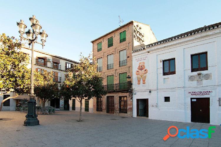 SANTAFE - Plaza España-junto Ayuntamiento e Iglesia