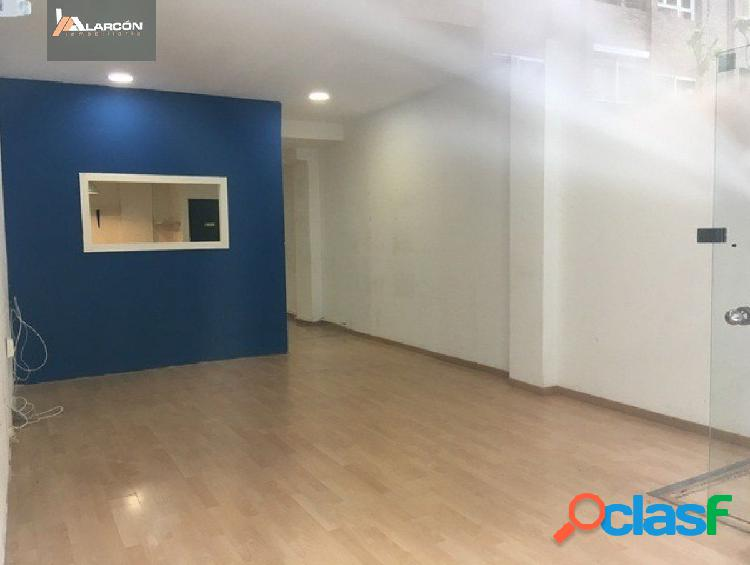 SE ALQUILA LOCAL COMERCIAL EN PLENO CENTRO
