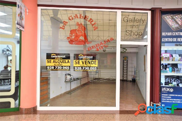 Se alquila local comercial en el Centro Comercial Bellavista