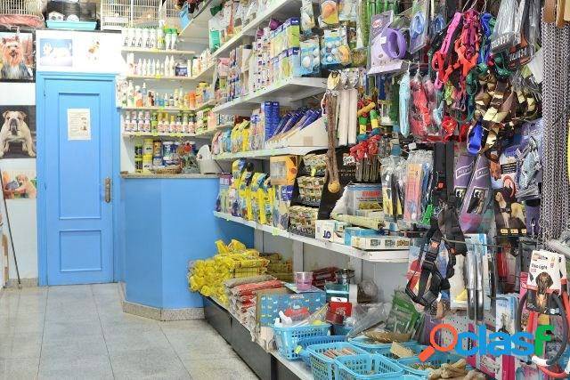Se alquila local en zona muy comercial de Bravo Murillo.