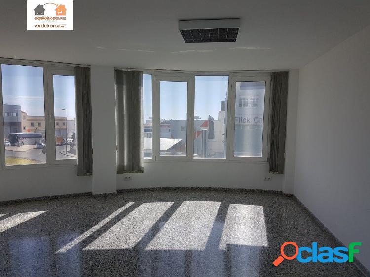 Se alquilan oficinas de 16 a 35m2 completamente preparadas.
