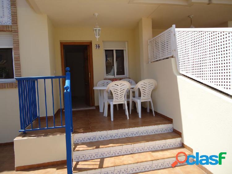 Se vende casa adosada en Campoamor