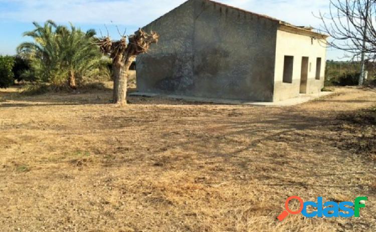 Se vende casa de campo en Almoradí