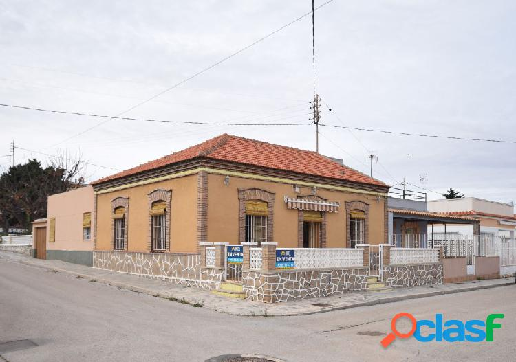Se vende casa en planta baja enLos Urrutias, en segunda
