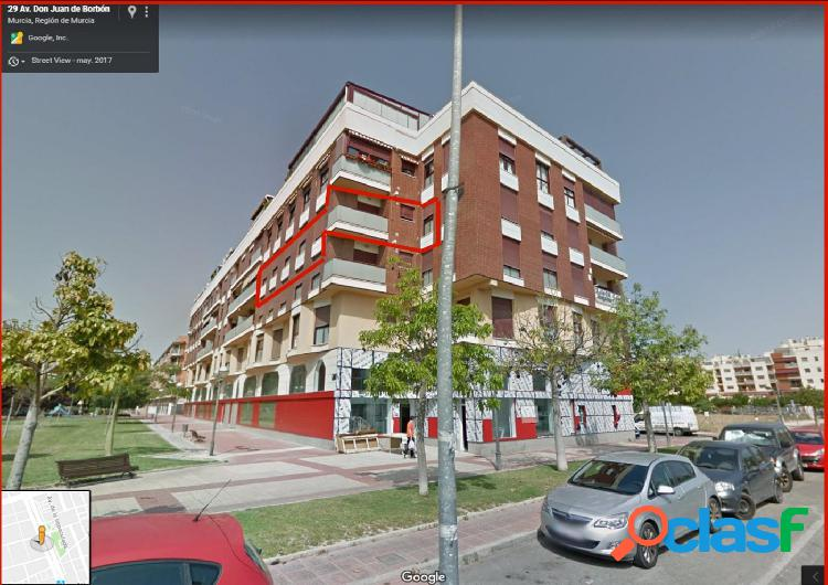 Se vende fantástico piso en Juan de Borbón