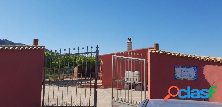 Se vende finca rústica en Sierra de la Almenara. Ideal para