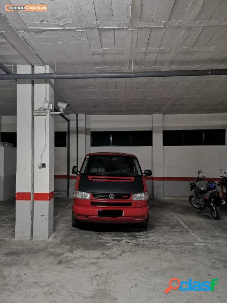 Se vende garaje en El Campello muy cerca del TRAM