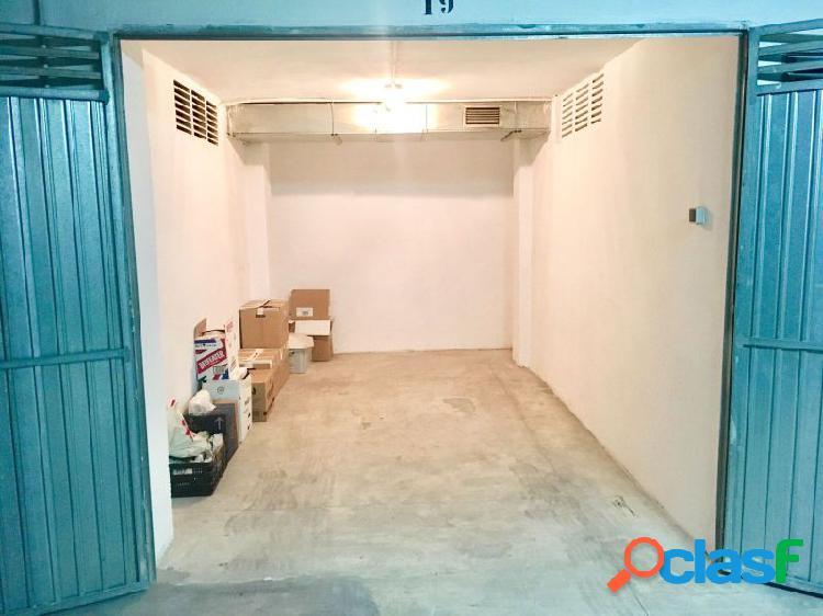 Se vende garaje en Torrevieja