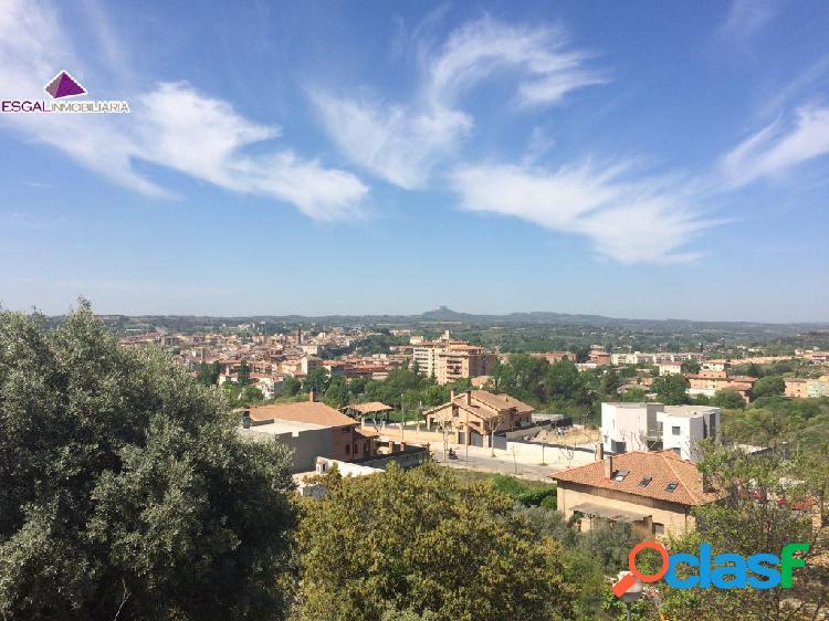 Se vende parcela con vistas en Urbanizacion San Ramon