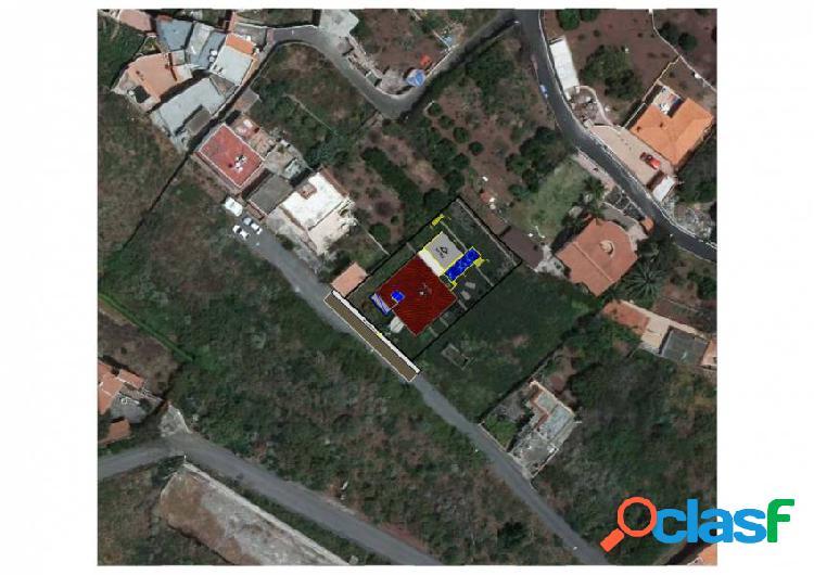 Se vende parcela de 600,00 m2 en Firgas